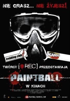 Paintball katowice - plakat z kina Światowid