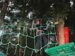 pieniny - park linowy - góra wdżar, kluszkowce