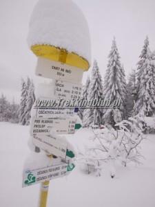 Wielka Racza - zdjęcia z wyjazdu 14.01.2012